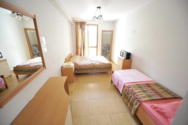 Oaz Hotel***, Albánsko