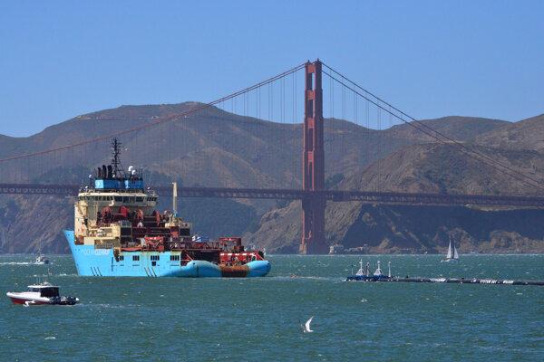 Zariadenie má prispieť k vyčisteniu mora.