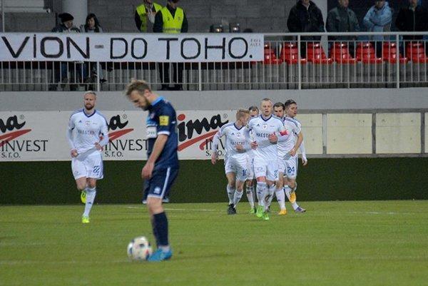 Zlatomoravčania prehrali vo februári doma s Ružomberkom v lige a teraz neuspeli ani v pohári.