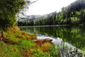 Jazero Úhorná