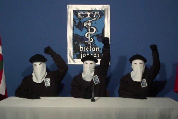 Bojovníci ETA.