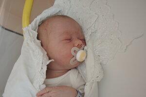 Ben Andre Keil (3540 g a 51 cm) sa narodil 10. júna Dorothei a Samuelovi zo Starej Turej.