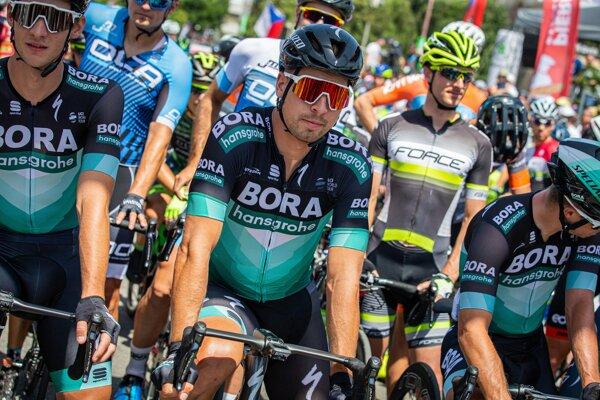 Peter Sagan na Tour de France 2019 (1. etapa).