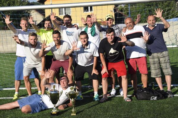 Galacticos získal už šiesty titul vhistórii turnaja.