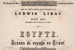 Obálka Libayovho albumu.
