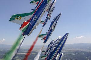 Zoskupenie Frecce Tricolori