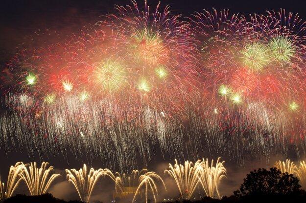 Oslavy Dňa nezávislosti 2019.
