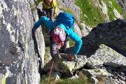 Českí horolezci boli nakoniec úspešne zachránení.
