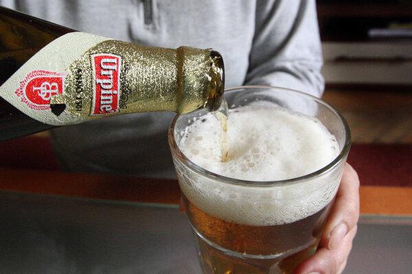 Muž si pred jazdou vypil a nebolo to iba jedno pivo.