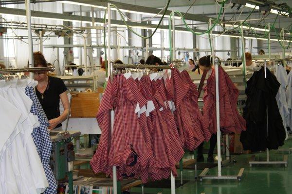 Košele firmy Zornica Banko Fashion.