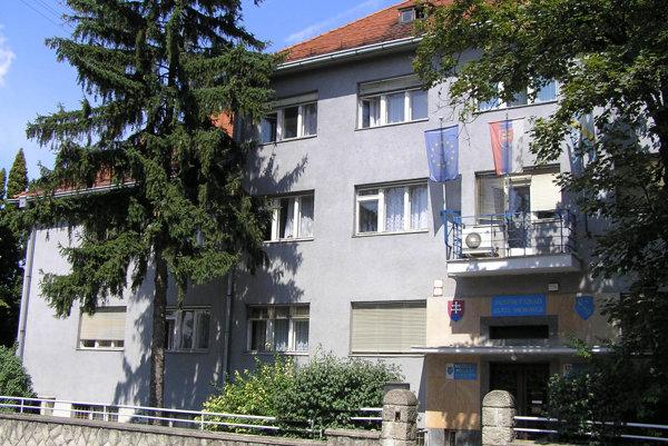 Mestský úrad v Zlatých Moravciach