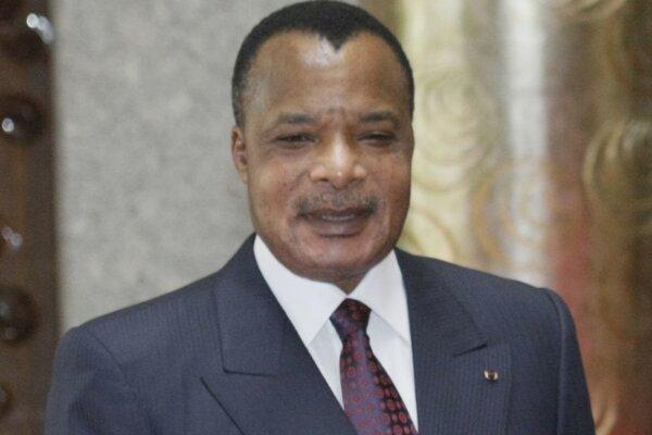 Denis Sassou Nguesso je vo funkcii prezidenta od októbra 1997.