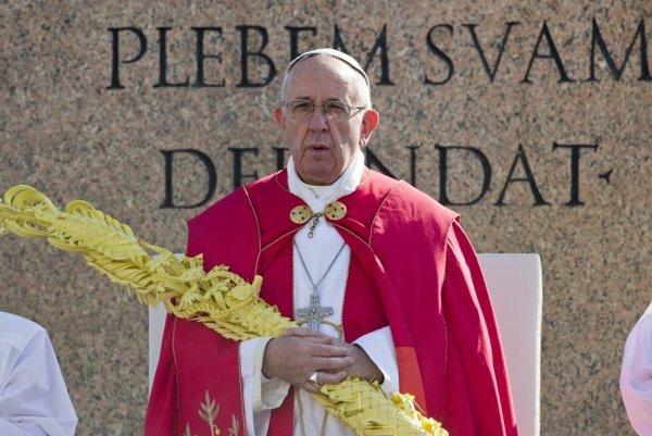 Pápež povedal, že aj Ježiš pocítil na vlastnej koži ľahostajnosť, keď nikto nechcel prevziať zodpovednosť za jeho osud.