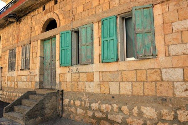 Libanonská architektúra.