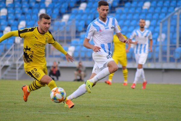 Jediný gól stretnutia strelil Nikola Gatarič.