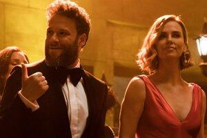 Seth Rogen a Charlize Theron vo  filme Longshot, Stará láska nehrdzavie.