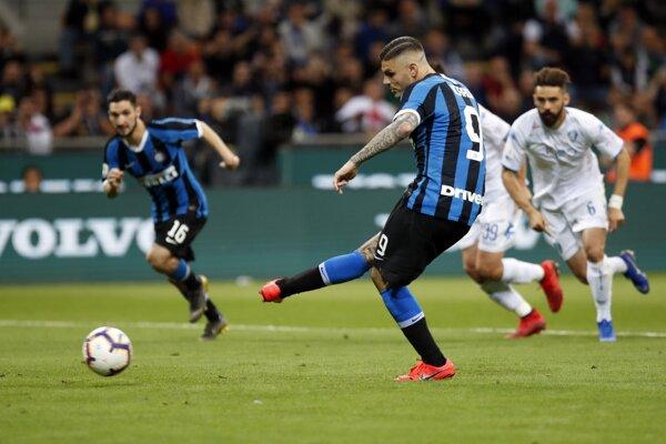Od roku 2013 nastrieľal Mauro Icardi v drese Interu Miláno 124 gólov. Ďalšie však už zrejme nepridá.