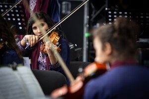 ZOHRA – Afghan Women's Orchestra