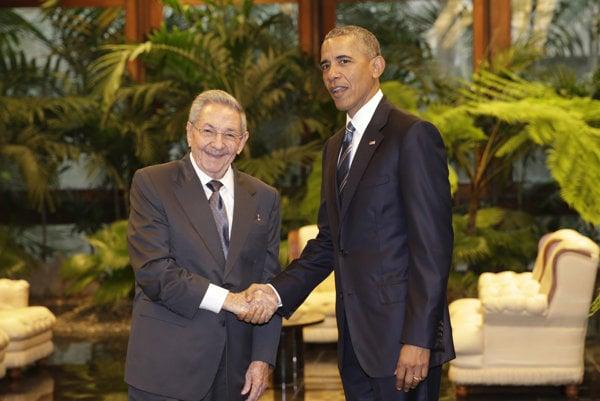 Castro a Barack Obama.