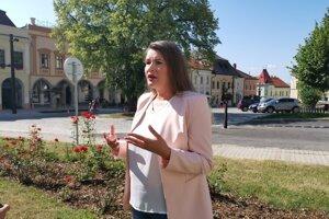 Aktivistka Ivana Kellnerová patrenie súdu považuje za malý úspech.
