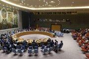 Rokovanie Bezpečnostnej rady Organizácie Spojených národov.