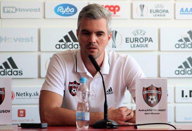 Andrej Kostolanský