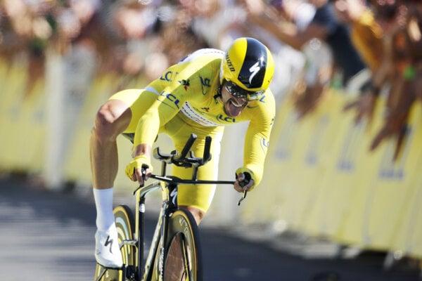 Julian Alaphilippe dokázal zvíťaziť v 13. etape Tour de France 2019.