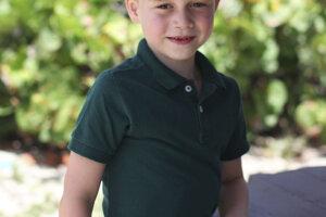 Princ George oslavuje šieste  narodeniny