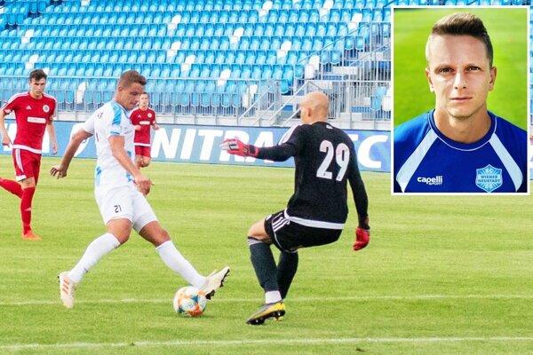 Matúš Paukner pokračuje v kariére v Rakúsku.