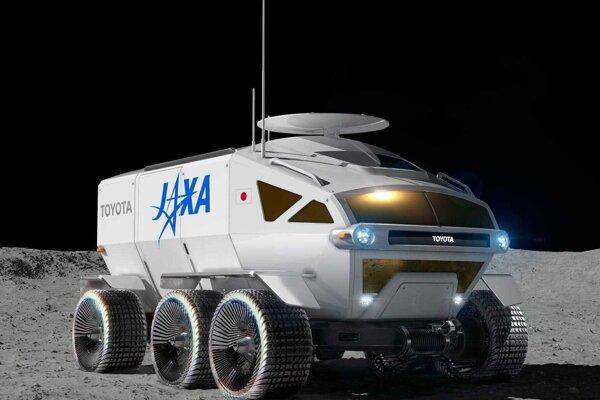 Lunárne vozidlo Toyota