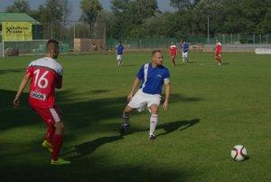 Na snímke hrajúci asistent trénera Martin Svintek.