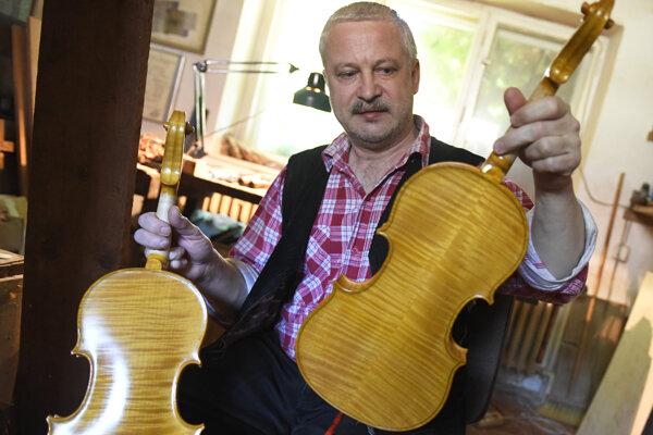 Ľuboslav Klesa.