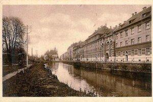 Košice chcú vrátiť rieku na Štefánikovu až po Jakabov palác.