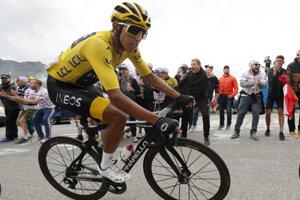 Víťaz Tour de France 2019 Egan Bernal.