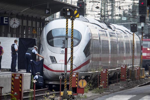 Incident vo Frankfurte si vyžiadal jednu obeť.