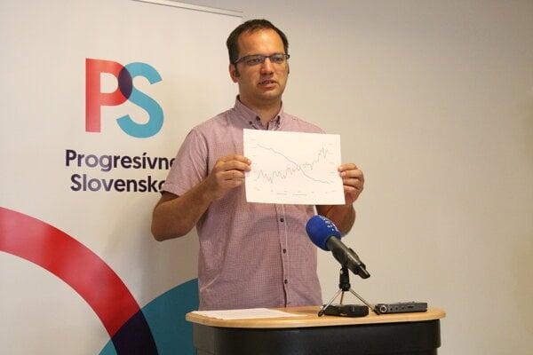 Michal Páleník, odborník hnutia na sociálne témy.