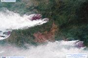 Požiare pohltili rozsiahle časti Sibíri a ruského Ďalekého východu.