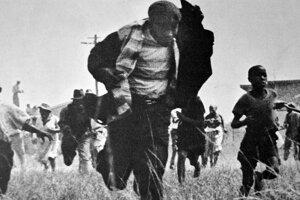 Masaker v Sharpeville otvoril novú kapitolu v živote Nelsona Mandelu.