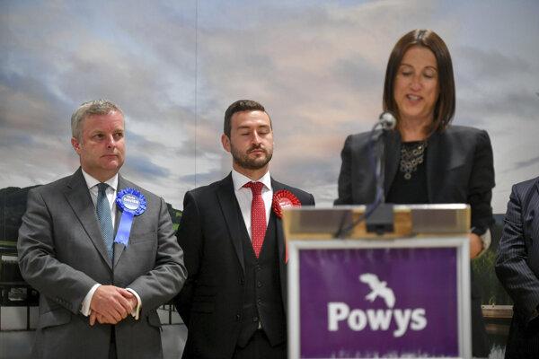 Kandidátka britských Liberálnych demokratov Jane Doddsová.