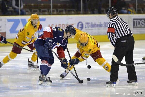 Juniori hrajú po dvoch zápasoch so Slovanom nerozhodne.