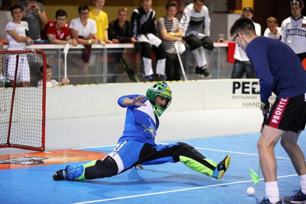 Turnaj spestrila aj súťaž v samostatných nájazdoch.