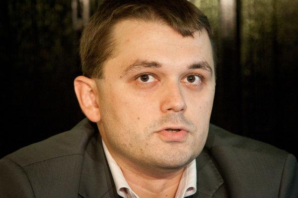 Šéf Slovenskej lekárnickej komory Ondrej Sukeľ