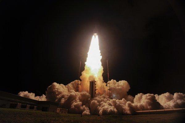 Misia ATV5 bude poslednou z európskych zásobovacích misií.
