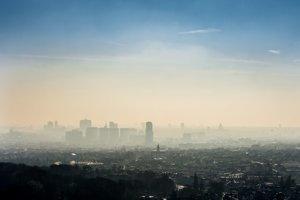 Globálne otepľovanie sa odrazí aj na kvalite vzduchu.