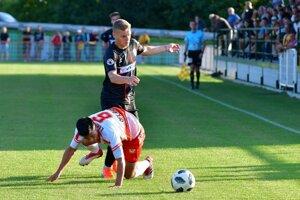 Jakub Švec po návrate z DAC-u zaknihoval pekný gól.