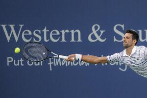Novak Djokovič vypadol v semifinále turnaja v Cincinnati.