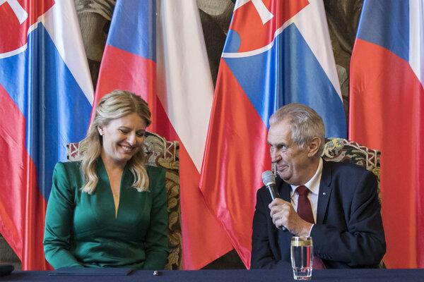 Prezidenti oboch krajín Miloš Zeman a Zuzana Čaputová na júnovom stretnutí v Prahe avizovali zavŕšenie príprav a otvorenie Českého domu v slovenskej metropole už na konci tohto roka.