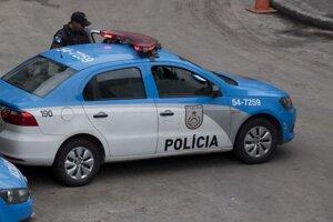 Brazílska polícia