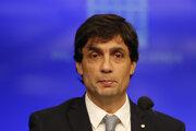 Nový argentínsky minister financií Hernan Lacunza.