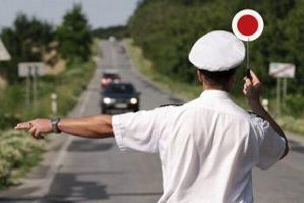 Jeden z vodičov sa odmietol podrobiť dychovej skúške.